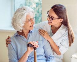 Infirmière Sandrine - Soins à domicile